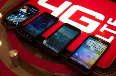 Smartphones 4G en México