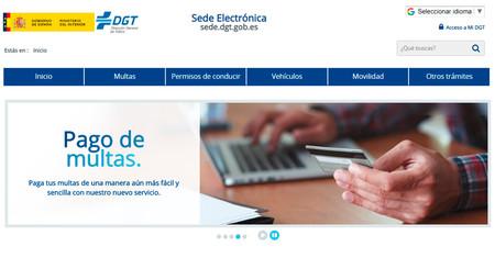 Nueva Sede Electronica DGT