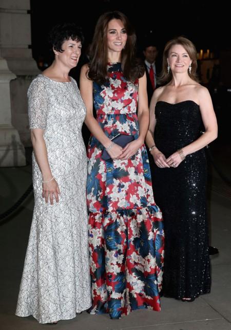 Kate Middleton Erdem 100 Women In Hedge Funds Gala 2