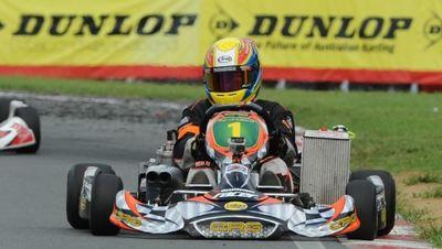 Prueba la intensidad en la conducción de un piloto de monoplaza subiéndote a un Kart