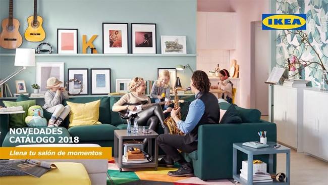 La semana decorativa: el catálogo de IKEA 2018 y rincones para seguir disfrutando del verano