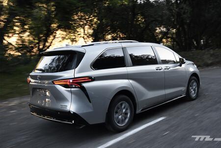 Toyota Sienna 2021 Minivan Hibrida Lanzamiento Mexico 12