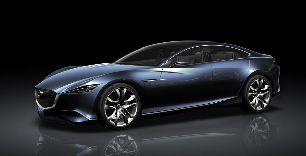 Foto de Mazda Shinari Concept (1/7)