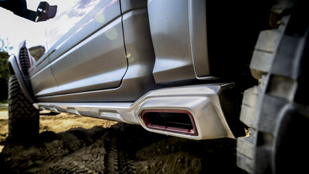 Dodge Ram Rebel Trx Concept 10