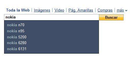 Asistente de búsqueda de Yahoo ya en España