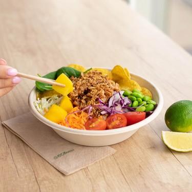 13 ensaladas con legumbres que te aportan proteínas y te mantienen saciada por más tiempo