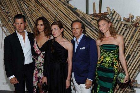 Comienzan las fiestas de Verano: Carlota Casiraghi en Venecia con Hogan