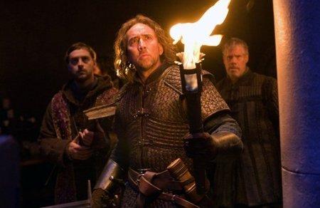 'En tiempo de brujas', Nicolas Cage trae la peste
