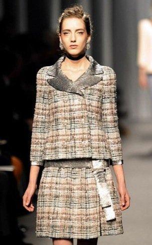 Chanel Alta Costura Primavera-Verano 2011 en la Semana de la Moda de París