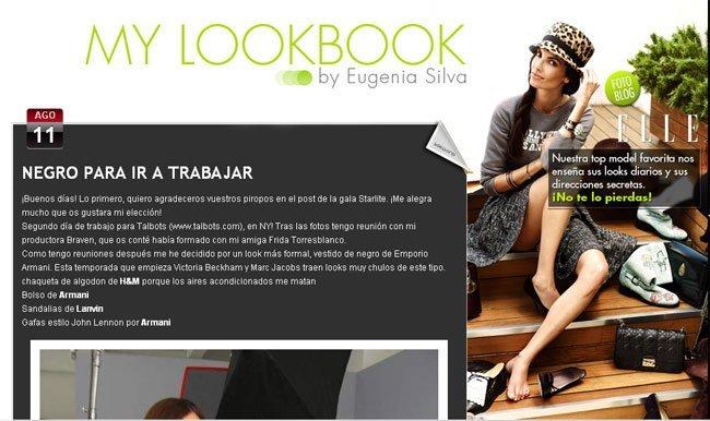 Eugenia Silva blog