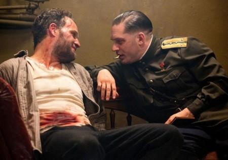 Jason Clarke y Tom Hardy en