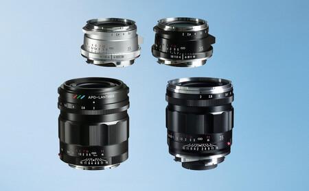 Voigtländer Apo-Lanthar 35mm F2 Aspherical VM/ E y Ultron Vintage Line 35mm F2 Aspherical Type II VM, nuevas ópticas manuales para Leica M y Sony E