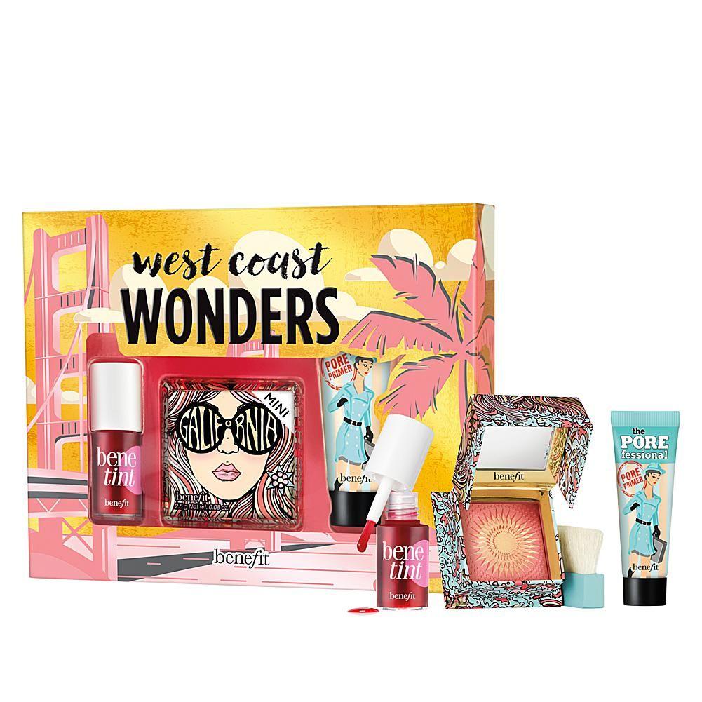 Kit para rostro y labios West Coast Wonders de Benefit Cosmetics