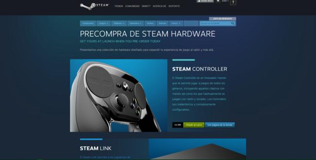 Steam Hardware
