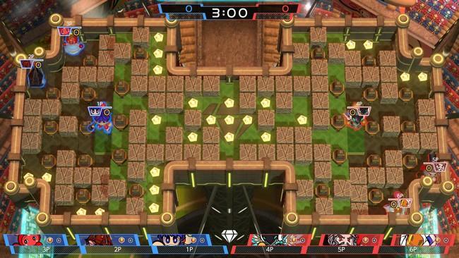 Super Bomberman R Actualizacion 2 0 01
