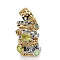 El original anillo Ring Upon Ring de Pandora