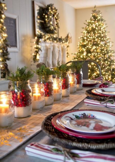 Mesa Nochebuena Portada