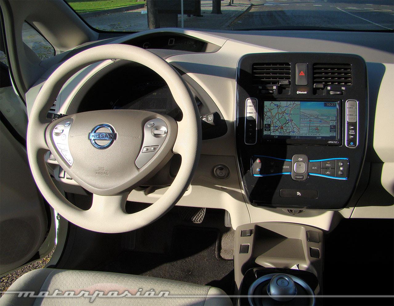 Foto de Nissan Leaf, prueba (3/27)