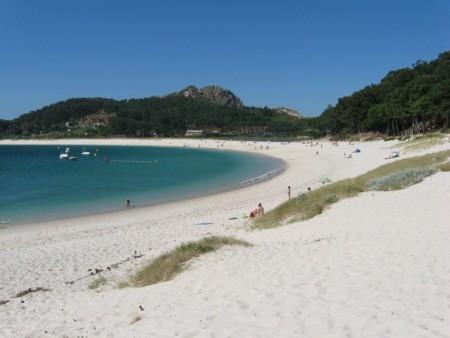 Playa Rodas Islas Cies 11