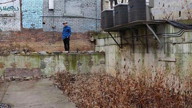 Antes y después: de patio abandonado a vergel urbano
