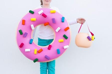 Disfraces Facil Barato Ninos Donut