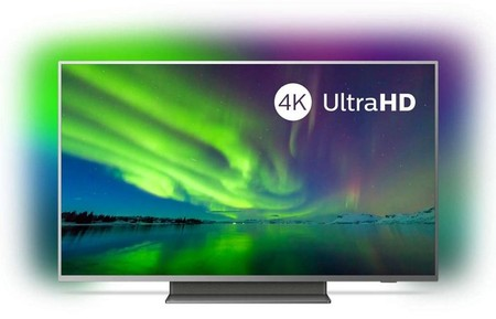 Tv Philips 50quot 50pus7504 Uhd Stv Android P5 Amb