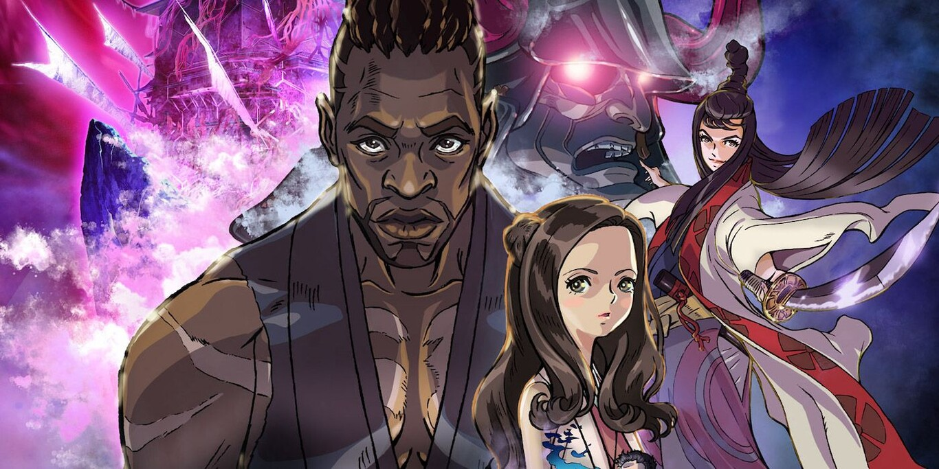 Brutal tráiler de 'Yasuke': el nuevo anime de Netflix contará la historia del primer samurai negro a ritmo de Flying Lotus
