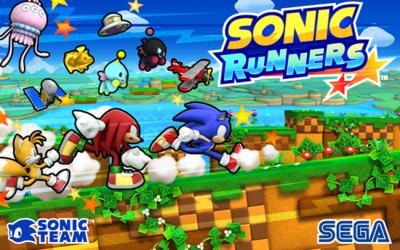 Sonic Runners, el juego de carreras infinito de Sonic ya disponible en Google Play