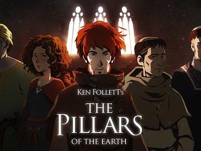 El Best Seller Los Pilares de la Tierra llegará a consolas, PC y móviles este verano