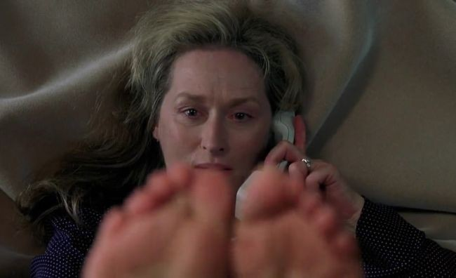 Meryl Streep en Adaptation
