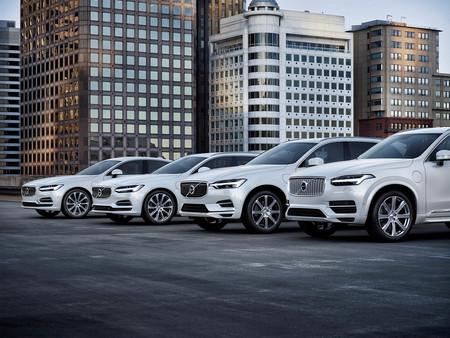 Volvo promete que la mitad de los automóviles que venda en 2025 serán coches eléctricos