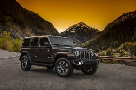 Jeep por fin nos muestra las primeras imágenes oficiales del nuevo Wrangler