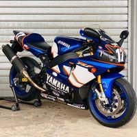Una limitadísima Yamaha R7 Bol d'Or propiedad de Jean-Claude Olivier se vende por 60.000 euros