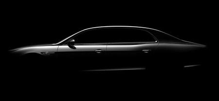 Teaser del nuevo Bentley Continental Flying Spur