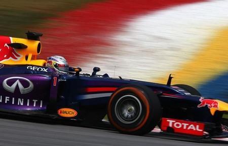 """Sebastian Vettel: """"hemos tenido un enfoque distinto al de los demás"""""""