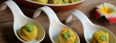 Siete recetas con curry para un picoteo del finde con aroma de la India