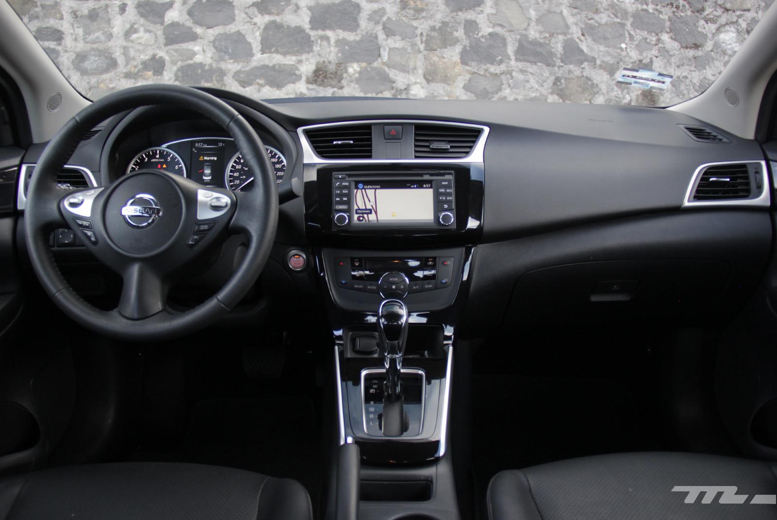 Foto de Comparativa: Mazda3 vs. Nissan Sentra vs. Toyota Corolla vs. Volkswagen Jetta (25/60)