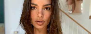 Emily Ratajkowski desvela cuáles son sus cosméticos favoritos para una perfecta rutina de belleza