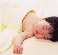 Los niños con problemas neurológicos y visuales duermen mal