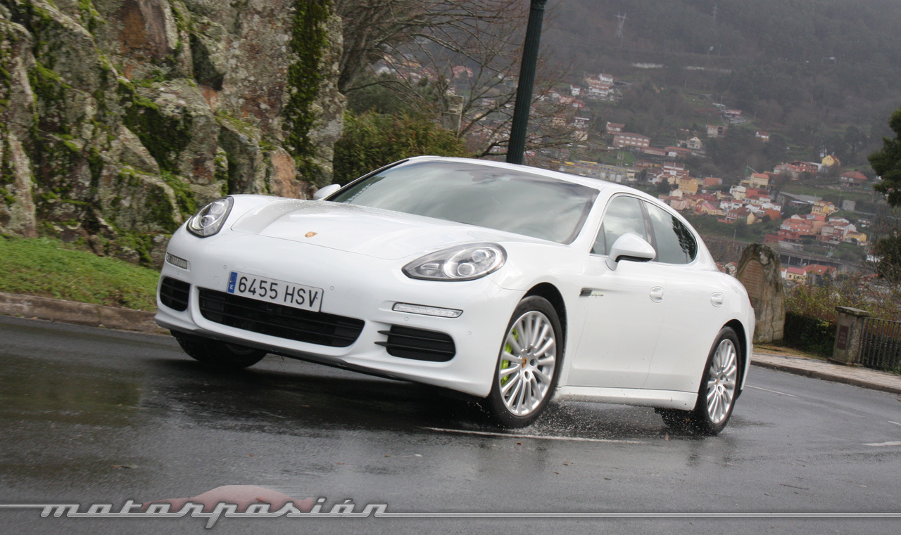 Foto de Porsche Panamera S E-Hybrid (prueba) (64/64)