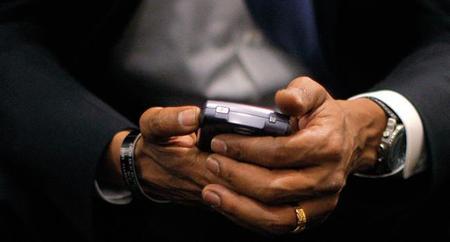Obama no usa un iPhone por motivos de seguridad