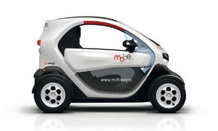 Mobee, en el Principado de Mónaco también compartirán coches