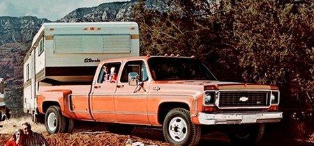Chevrolet celebra 100 años de icónicas camionetas con un paseo por sus modelos más emblemáticos