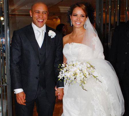 Mariana Lucon se convierte en la nueva esposa de Roberto Carlos