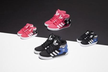 Foot Locker presenta las zapatillas más resistentes para que los peques se rían del tiempo en otoño