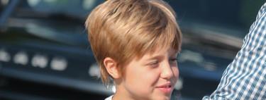 La hija de Brad Pitt y Angelina Jolie comienza un tratamiento para cambiar de sexo con 11 años: hablamos con un experto