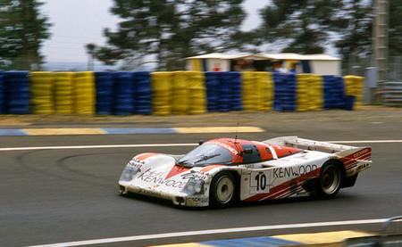 Kunimitsu Takahashi Le Mans Porsche 962C