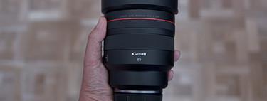 Canon RF 85mm F1.2L USM, análisis: el objetivo perfecto para la fotografía de retrato