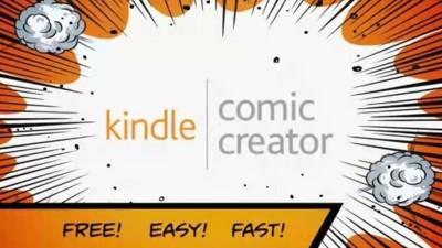 Kindle Comic Creator, la forma sencilla de crear un cómic digital y publicarlo en Amazon