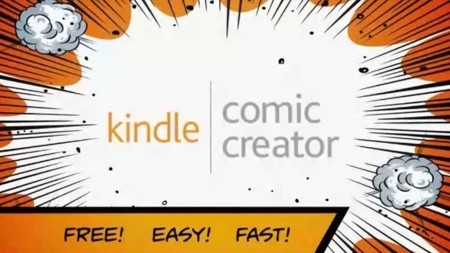 Kindle Comic Creator, la forma sencilla de crear un cómic digital y publicarlo en Amazon